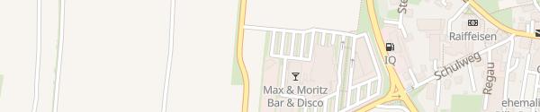 Karte Fahrschule Lipa Regau