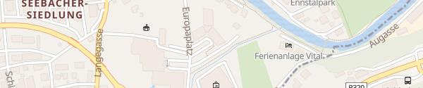 Karte Falkensteiner Hotel Schladming