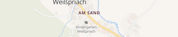 Karte Gemeindeamt Weißpriach