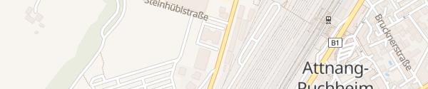 Karte Technologiezentrum Attnang-Puchheim