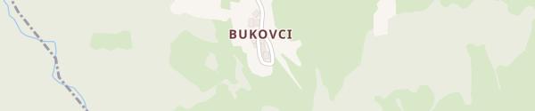 Karte PP Bukovci Kanal ob Soči