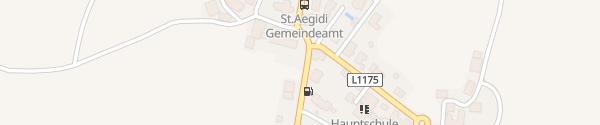 Karte Gasthaus Kirchenwirt Sankt Aegidi