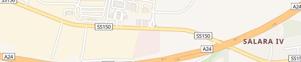Karte Eurospin Basciano