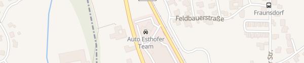 Karte Smatrics Seat Esthofer Pinsdorf