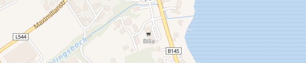 Karte Billa Altmünster