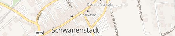 Karte Stumpfl Elektrotechnik Schwanenstadt