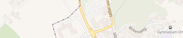 Karte WKO Gmunden
