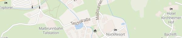 Karte Landal Bad Kleinkirchheim