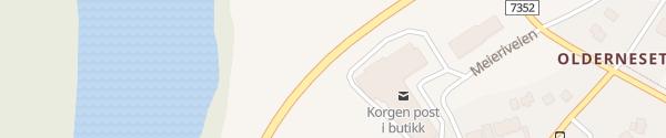 Karte Coop Prix Korgen