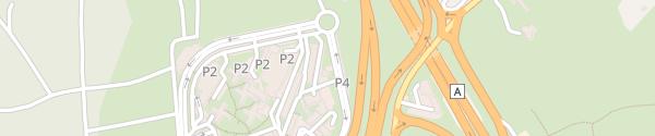 Karte Are di Ricera Trieste