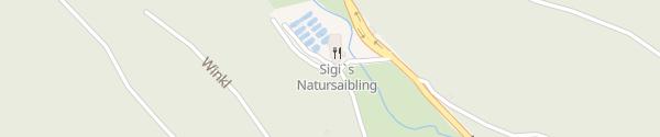 Karte SIGI'S Natursaibling Reichenau