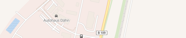 Karte Autohaus Burmeister Prenzlau