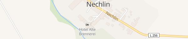 Karte Zum Speicher & Alte Brennerei Uckerland