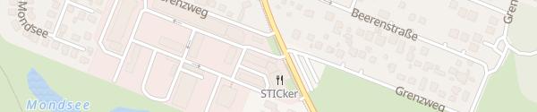 Karte STIC Strausberg