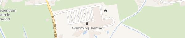 Karte Aldiana Salzkammergut & Grimming Therme Bad Mitterndorf
