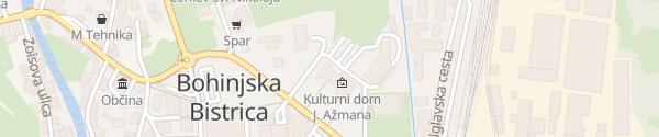Karte Kulturni dom Joža Ažmana Bohinjska Bistrica