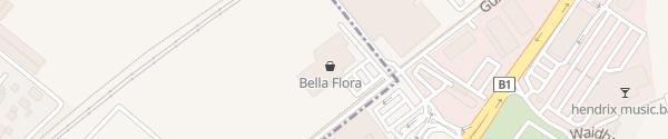 Karte Bellaflora Gartencenter Wels