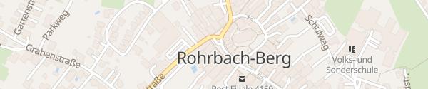 Karte Stadtplatz Rohrbach