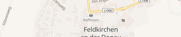Karte E-Bikes Marktplatz Feldkirchen
