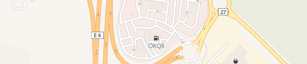 Karte OKQ8 Tankstelle Värnamo