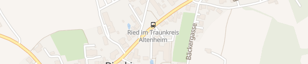 Karte Altenheim Ried im Traunkreis