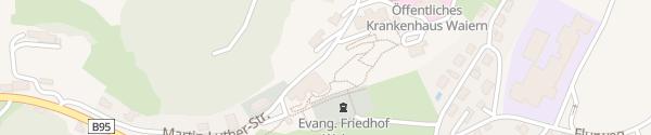 Karte Haus Abendruh Feldkirchen in Kärnten