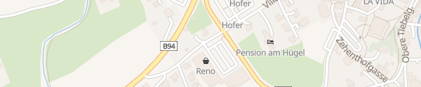 Karte Fachmarktzentrum Feldkirchen in Kärnten