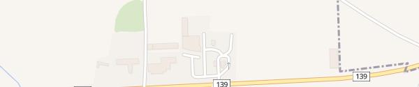 Karte Auto Kápl - Showroom Písek