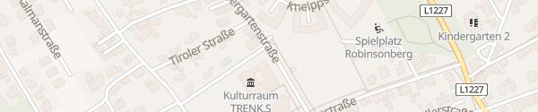 Karte KulturRaum TRENK.S Marchtrenk