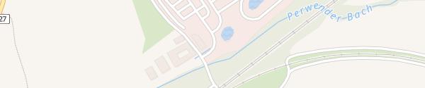 Karte ÖAMTC Fahrtechnik Zentrum Marchtrenk