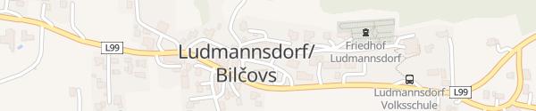 Karte Gasthaus Ogris Ludmannsdorf