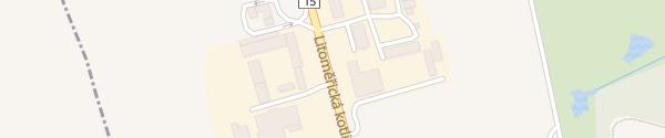 Karte Auto Horejsek Litoměřice