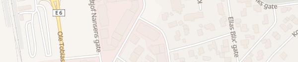 Karte Clarion Collection Hotel Helma Mo i Rana