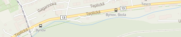 Karte EuroOil Teplická Děčín