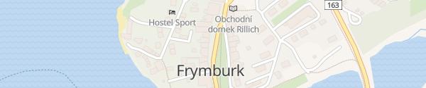 Karte Úřad Městyse Frymburk