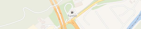 Karte BP Tankstelle Klaus an der Pyhrnbahn