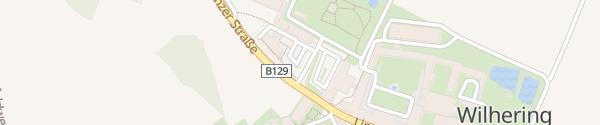Karte Gemeindeamt Wilhering