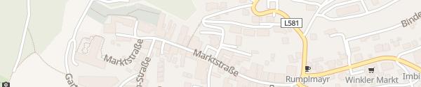 Karte Gemeindeamt Grammastetten