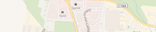 Karte Renault Autohaus Büchner Neustadt in Sachsen
