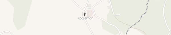 Karte Köglerhof Grammastetten