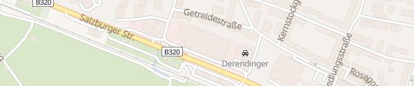 Karte Geomix Sportgeschäft Liezen