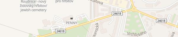 Karte Benzina ORLEN Roudnice nad Labem