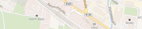 Karte ELI Liezen