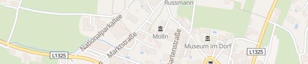 Karte Gemeindeamt Molln