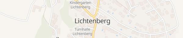 Karte Gemeindezentrum Lichtenberg