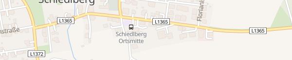 Karte Gemeindeamt Schiedlberg