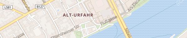 Karte Parkhaus Neues Rathaus Linz