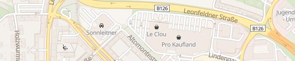 Karte Pro Kaufland Linz