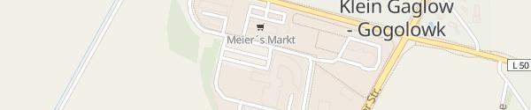 Karte enviaM Kolkwitz