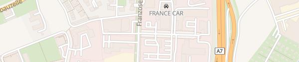 Karte Autowelt Linz Linz